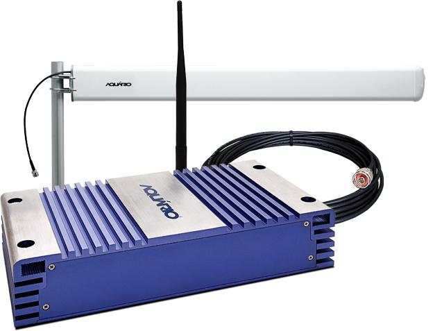 Kit Repetidor Aquário RP870 - 850Mhz 70db Vivo