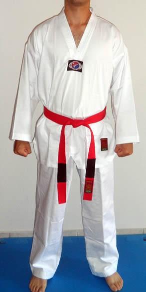 Dobok / Kimono Taekwondo - Leve Com Faixa- Taekwondo - Adulto - Sung Ja