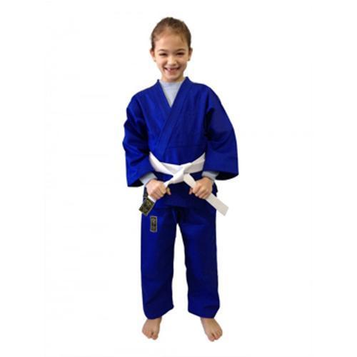 Kimono Judo Gi / Jiu-Jitsu - Refor�ado- Infantil - Pretorian