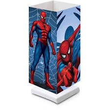 Abajur Infantil Spider - Man 1xE27